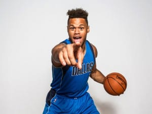 Justin Anderson, TNG Basketball Big enough to win. Small enough to care.