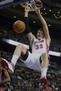Jonas Jerebko, TNG Basketball